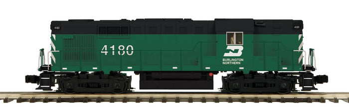 "MTH 20-21332-1 - RS-11 High Hood Diesel Engine ""Burlington Northern"" w/ PS3 #4183"