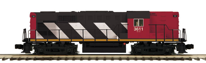 MTH 20-21335-1 Duluth Winnipeg & Pacific #3611 RS-11 High Hood Diesel Engine w/Proto-Sound 3.0
