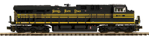 MTH 20-21349-1 Nickel Plate Road ES44AC Diesel Engine w/Proto-Sound 3.0 (Hi-Rail Wheels)