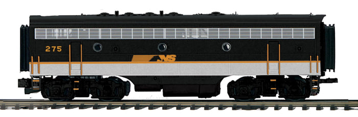 "MTH 20-21358-3 - F-7 B-Unit Diesel ""Norfolk Southern"" #276 (Non-Powered)"