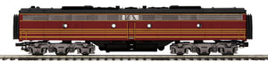 MTH 20-21367-3 Boston & Maine E-8 B-Unit Diesel (Non-Powered)