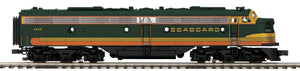 MTH 20-21369-1 Seaboard E-8 A Unit Diesel Engine w/Proto-Sound 3.0 (Hi-Rail Wheels)