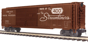 MTH 20-93785 Chicago North Western Double Door 50' Box Car
