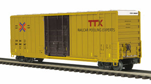 "MTH 20-93891 - 50' High Cube Box Car ""TTX"""