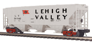 MTH 20-97381 Lehigh Valley PS-2CD High-Sided Hopper Car