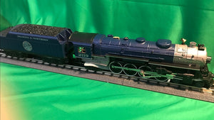 "MTH 30-1832-1 - 4-8-2 L-3 Mohawk Steam Engine ""Reading & Northern"" #2119 w/ PS3"