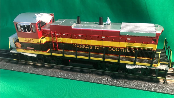 "MTH 30-20644-1 - MP15DC Diesel Engine ""Kansas City Southern"" #4364 w/ PS3"