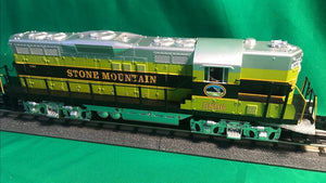 "MTH 30-20648-1 - GP-7 Diesel Engine ""Stone Mountain Railroad"" #5896 w/ PS3"