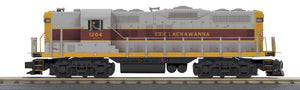 "MTH 30-20650-1 - GP-7 Diesel Engine ""Erie Lackawanna"" #1204 w/ PS3"