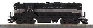 "MTH 30-20651-1 - GP-7 Diesel Engine ""New York Central"" #5694 w/ PS3"