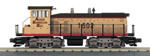 "MTH 30-20659-1 - SW1500 Diesel Switcher ""Akron Barberton Belt"" #1502 w/ PS3"