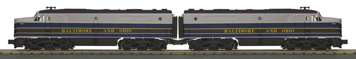 "MTH 30-20673-1 - Alco PA AA Diesel Set ""Baltimore & Ohio"" w/ PS3"