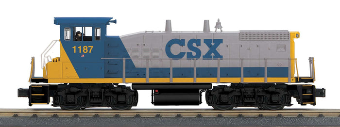 "MTH 30-20695-1 - MP15AC Diesel Engine ""CSX"" w/ PS3 #1187"