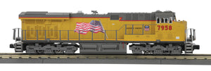 MTH 30-20748-1 Union Pacific ES44AC Imperial Diesel Engine With Proto-Sound 3.0