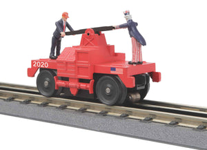 "MTH 30-5189 - Operating Hand Car ""RNC"""