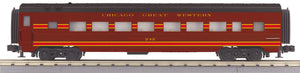 "MTH 30-68146 - 60' Streamlined Coach Car ""Chicago & Great Western"""