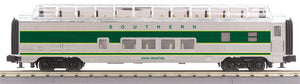 "MTH 30-68163 - 60' Streamlined Full-Length Vista Dome Car ""Southern"""