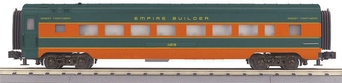 MTH 30-68186 Great Northern 60' Streamlined Coach Car