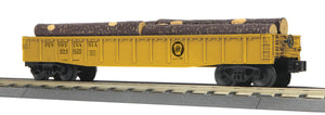 "MTH 30-72220 - Gondola Car ""Pennsylvania"" w/ Log Load"