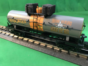 "MTH 30-73546 - Smoking Tank Car ""Halloween"""