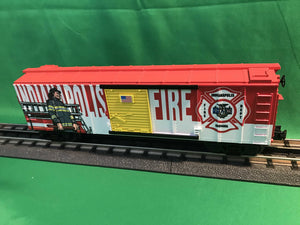 "MTH 30-74994 - Box Car ""Indianapolis Fire Dept."""