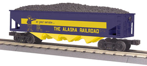 "MTH 30-75642 - 4-Bay Hopper Car ""Alaska"""