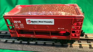 "MTH 30-75643 - Ore Car ""Barber Foundry"""