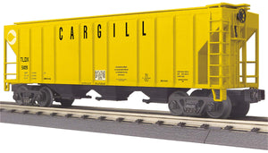 "MTH 30-75662 - Ps-2 Discharge Hopper Car ""Cargill"""