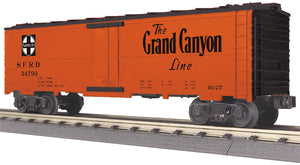"MTH 30-78216 - Modern Reefer Car ""Santa Fe"""