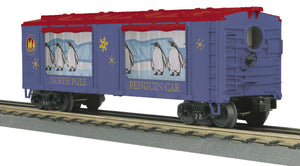 "MTH 30-79597 - Operating Action Car ""North Pole"""