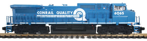 "MTH 70-2119-1 - Dash-8 Diesel Engine ""Conrail"" w/ PS3 (6-Wheel Truck)"