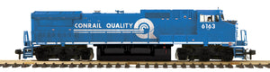 "MTH 70-2120-1 - Dash-8 Diesel Engine ""Conrail"" w/ PS3 (6-Wheel Truck)"