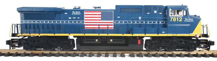 "MTH 70-2122-1 - Dash-8 Diesel Engine ""CSX"" w/ PS3 (6-Wheel Truck)"