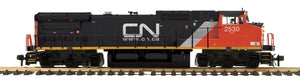"MTH 70-2126-1 - Dash-8 Diesel Engine ""Canadian National"" w/ PS3 (6-Wheel Truck)"