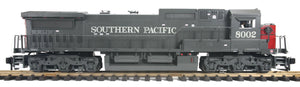 "MTH 70-2127-1 - Dash-8 Diesel Engine ""Southern Pacific"" w/ PS3 (6-Wheel Truck)"