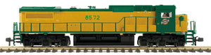 "MTH 70-2130-1 - Dash-8 Diesel Engine ""Chicago & North Western"" w/ PS3 (Narrow Nose/6-Wheel Truck)"