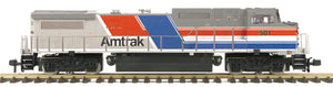 "MTH 70-2131-1 - Dash-8 Diesel Engine ""Amtrak"" w/ PS3 (4-Wheel Truck)"