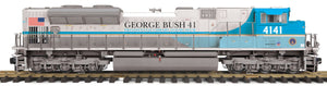 "MTH 70-2133-1 - SD70ACe Diesel Engine ""George Bush 41"" w/ PS3"