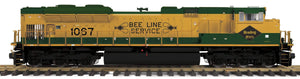 "MTH 70-2140-1 - SD70ACe Diesel Engine ""Reading"" w/ PS3"