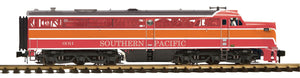 "MTH 70-2144-4 - Alco PA A-Unit Diesel ""Southern Pacific"" (Non-Powered)"