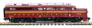 "MTH 70-2148-4 - Alco PA A-Unit Diesel ""Pennsylvania"" (Non-Powered)"