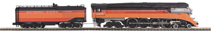"MTH 70-3029-1 - 4-8-4 Gs-4 Northern Steam Engine ""Southern Pacific"" w/ PS3"