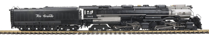 "MTH 70-3047-1 - 4-6-6-4 Challenger Steam Engine ""Denver & Rio Grande"" w/ PS3"