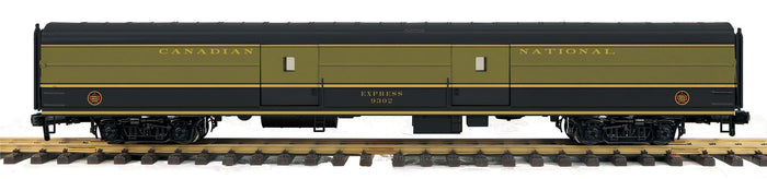 "MTH 70-66017 - Streamlined Passenger Baggage ""Canadian National"" (Smooth)"