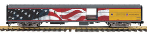 "MTH 70-66036 - Streamlined Passenger Baggage ""Union Pacific"" (Smooth)"