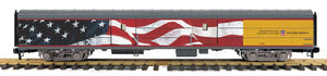 "MTH 70-66039 - Streamlined Passenger Baggage ""Union Pacific"" (Smooth)"