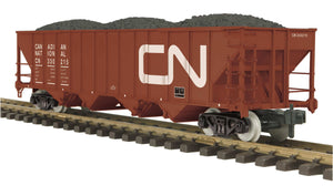 "MTH 70-75067 - 4-Bay Hopper Car ""Canadian National"""