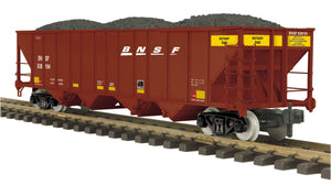 "MTH 70-75077 - 4-Bay Hopper Car ""BNSF"""