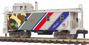 "MTH 70-77041 - Offset Steel Caboose ""Union Pacific"""