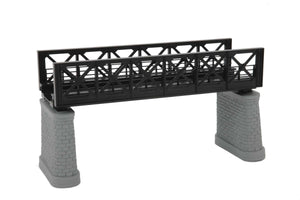 MTH 80-1041 - Girder Bridge Kit (Black)